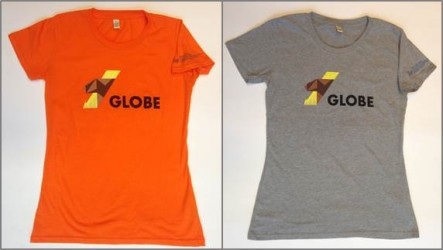 news4 T-shirts-GLOBE